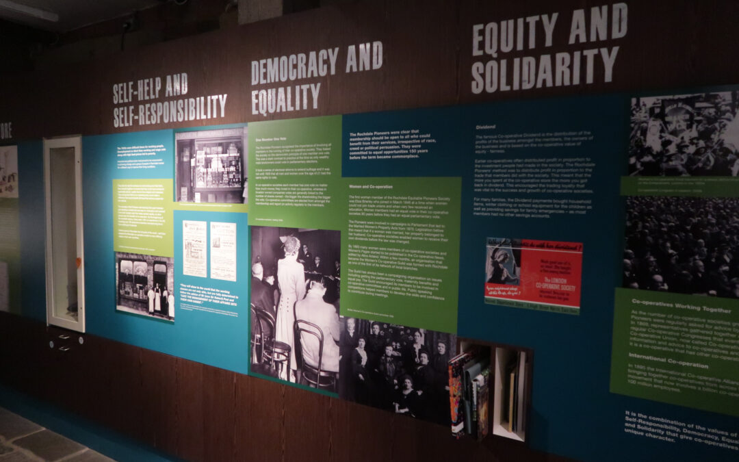 A look at the Co-operative Movement