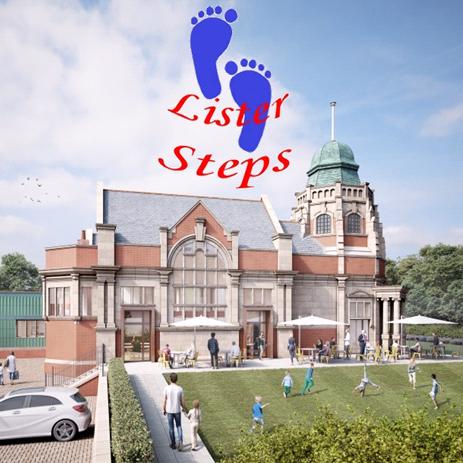 Announced: Lister Steps