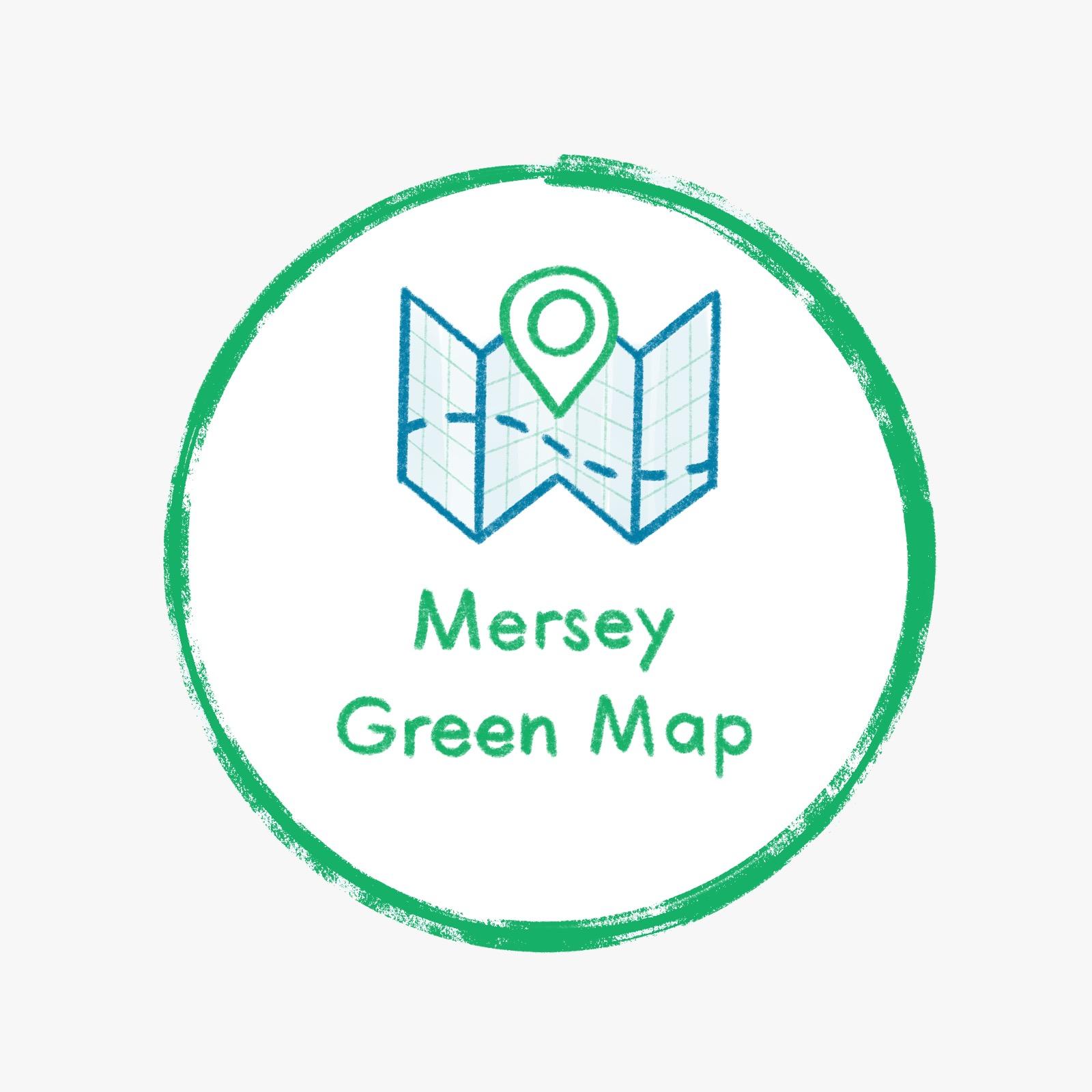 Mersey Green Map