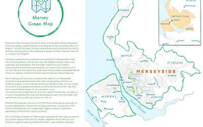 Mersey Green Map: October Blog